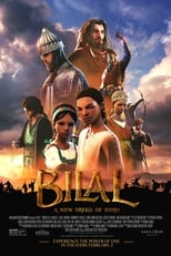 Bilal: A New Breed of Hero small poster
