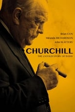 Poster van Churchill