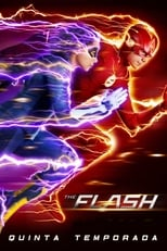 Flash 5ª Temporada Completa Torrent Dublada e Legendada