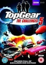 Top Gear The Challenges Volume 5