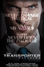 The Transporter Refueled small poster