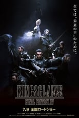 Kingsglaive: Final Fantasy XV (2016) Torrent Dublado e Legendado