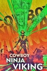 Cowboy Ninja Viking small poster