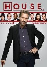 Dr. House 8ª Temporada Completa Torrent Dublada e Legendada