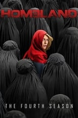 Homeland 4ª Temporada Completa Torrent Dublada e Legendada