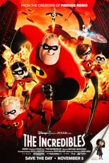 The Incredibles small poster