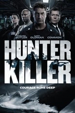Hunter Killer small poster