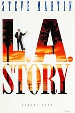 L.A. Story small poster