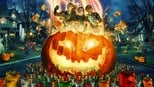 Goosebumps 2: Haunted Halloween small backdrop