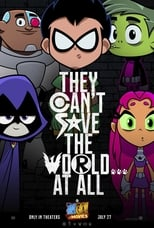 Teen Titans Go! To the Movies small poster