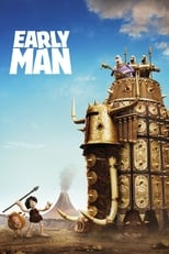 Early Man small poster
