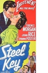 The Steel Key (1953) Box Art