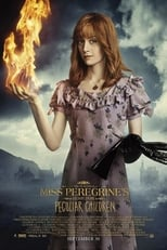 Miss Peregrine's Home for Peculiar Children small poster