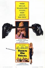 Town on Trial (1956) Box Art
