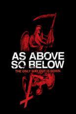 As Above, So Below small poster