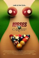 Poster for Kisses and Caroms