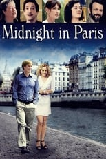 Midnight in Paris small poster