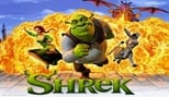 Shrek small backdrop