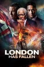 London Has Fallen small poster