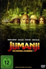 Jumanji: Welcome to the Jungle small poster