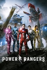 Poster van Power Rangers