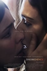 Disobedience small poster
