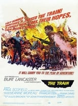 The Train small poster