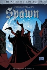 Poster for Todd McFarlane's Spawn