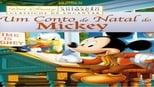 Mickey's Christmas Carol small backdrop