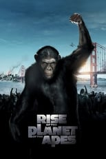 Rise of the Planet of the Apes small poster