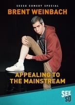 Image Brent Weinbach: Appealing to the Mainstream