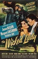 The Wicked Lady (1945) Box Art