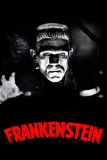 Frankenstein small poster