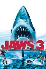 Jaws 3 (1983) Box Art
