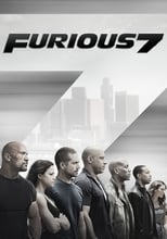 Furious 7 small poster