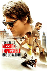 Mission: Impossible - Rogue Nation small poster
