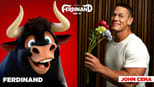 Ferdinand small backdrop