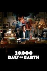 20,000 Days on Earth small poster