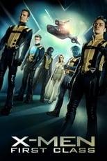 X-Men: First Class small poster