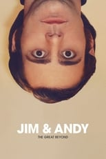 Poster for Jim & Andy: The Great Beyond - Featuring a Very Special, Contractually Obligated Mention of Tony Clifton