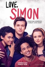 Love, Simon small poster