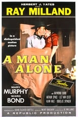 A Man Alone (1955) Box Art