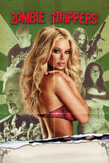 Zombie Strippers! (2007) Box Art