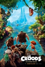 The Croods small poster