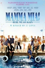 Image Mamma Mia! Here We Go Again 2018 Cały film Lektor PL