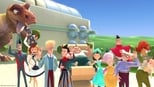 Meet the Robinsons small backdrop