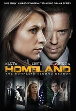 Homeland 2ª Temporada Completa Torrent Dublada e Legendada