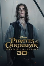 Pirates of the Caribbean: Dead Men Tell No Tales small poster