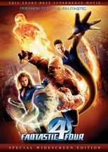 Fantastic Four small poster