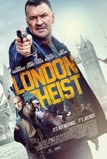 London Heist (2017) box art